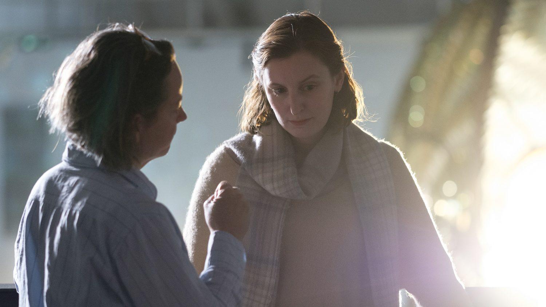 Laura Carmichael (above) and Jessica De Gouw (Right) The Secrets She Keeps